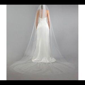 2 tier veil